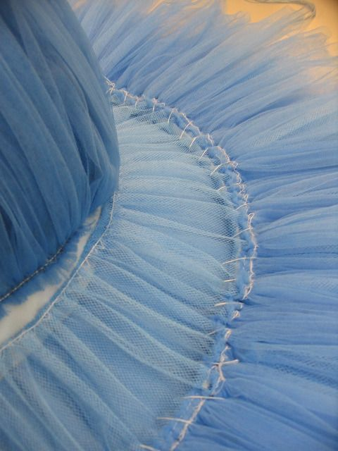 Oregon Ballet Theatre: News from the Costume Shop...great step by step pictures of tutu construction