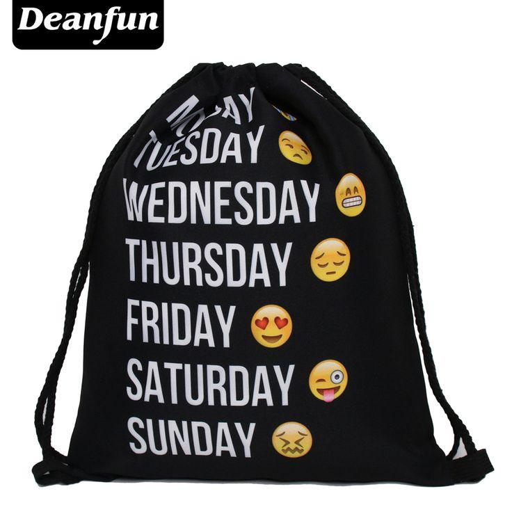 $2.99 (Buy here: https://alitems.com/g/1e8d114494ebda23ff8b16525dc3e8/?i=5&ulp=https%3A%2F%2Fwww.aliexpress.com%2Fitem%2FDeanfun-2016-new-fashion-backpack-3D-printing-travel-softback-man-women-harajuku-drawstring-bag-mens-backpacks%2F32749665623.html ) Deanfun 2016 new fashion backpack 3D printing travel softback man women harajuku drawstring bag mens backpacks for just $2.99