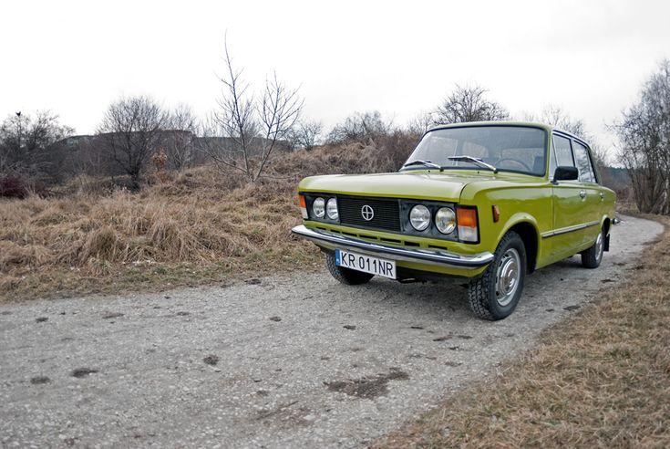 Polish pride - Polski Fiat 125p