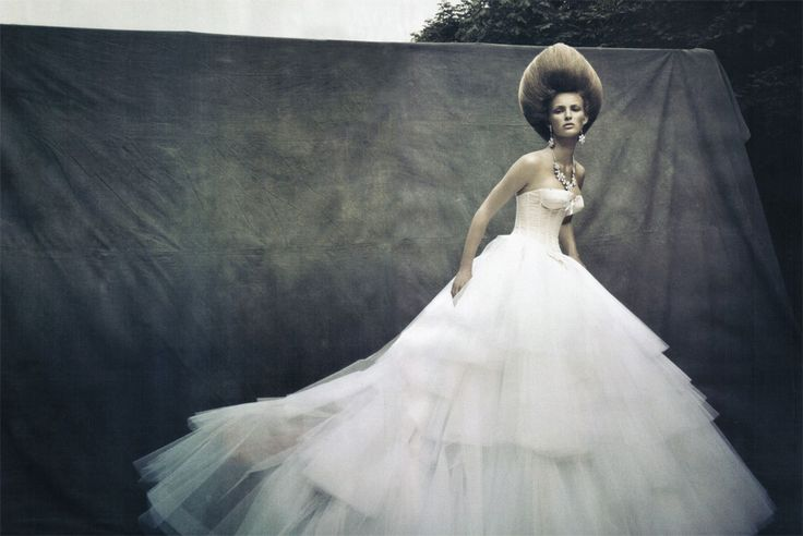 wedding photography inspiration by Paolo Roversi