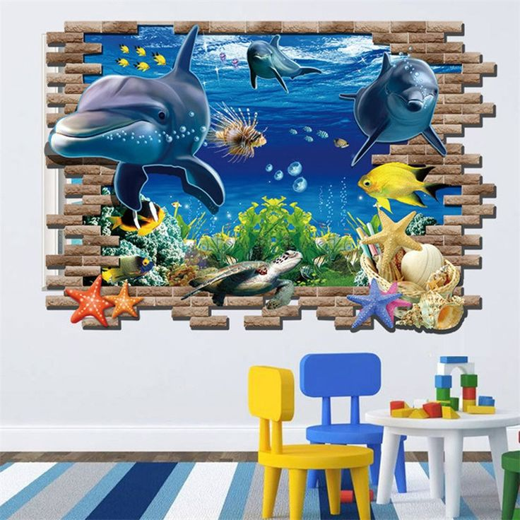Like and Share if you want this  Creative Underwater World 3D Wall Stickers For Kids Rooms Castle Dinosaur 3d sticker    15.00, 14.00  Tag a friend who would love this!     FREE Shipping Worldwide     Buy one here---> http://liveinstyleshop.com/creative-underwater-world-3d-wall-stickers-for-kids-rooms-stairs-castle-dinosaur-3d-sticker-home-decor-floor-bedroom-decoration/    #shoppingonline #trends #style #instaseller #shop #freeshipping #happyshopping