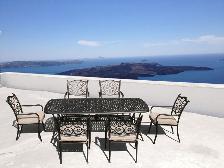 214cm Sorrento Rectangular Dining Table With 6 Stacking Armchairs   Aluminium  Garden Furniture   Garden |