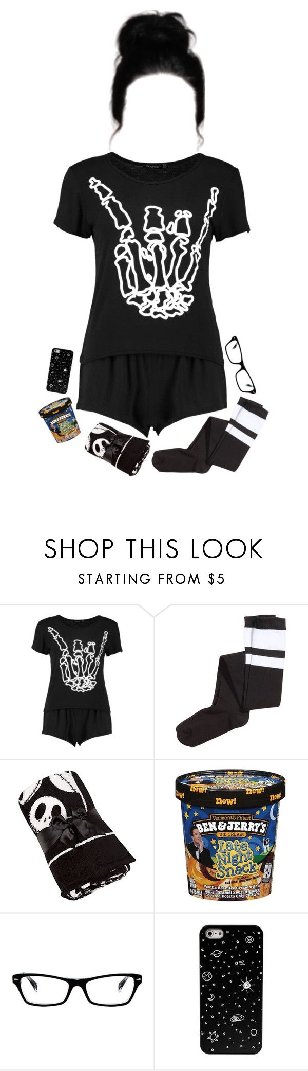 """""""It's my party and I'll cry if I want to"""" by xxghostlygracexx ❤ liked on Polyvore featuring H&M, Disney and Ray-Ban"""