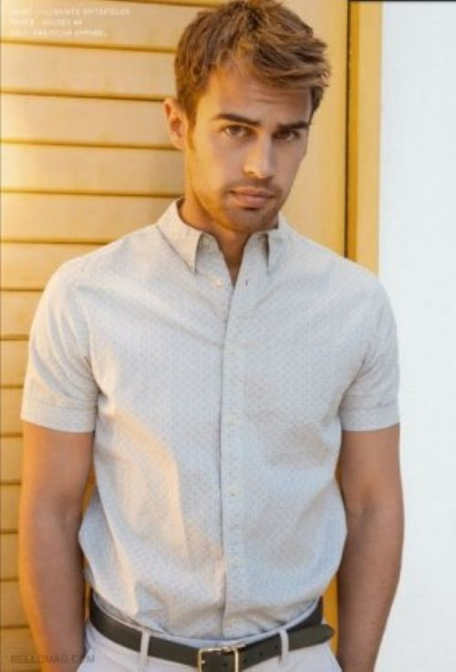theo james - Afternoon Eye Candy