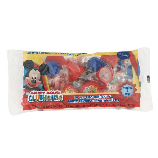 Mickey Mouse Pinata Filler, 1lb