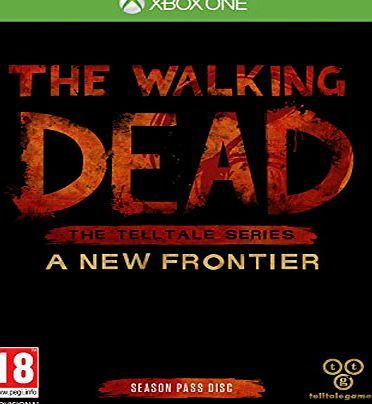 Warner Bros. Interactive Entertainment The Walking Dead - Telltale Series: The New Frontier (Xbox One) No description (Barcode EAN = 5051892202817). http://www.comparestoreprices.co.uk/december-2016-week-1/warner-bros-interactive-entertainment-the-walking-dead--telltale-series-the-new-frontier-xbox-one-.asp