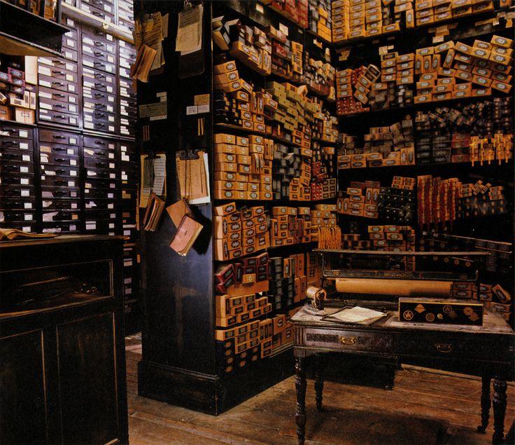 Ollivander's Wand Shop, Deathly Hallows Part 1