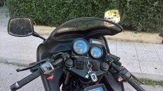 EΛΛΗΝΙΚΗ ΔΡΑΣΗ: Πωλείται Συλλεκτική μοτοσυκλέττα Kawasaki GPZ 750 ...