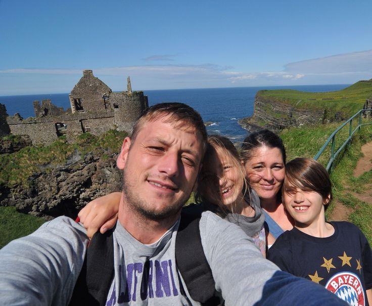 Irland Selfies