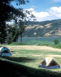 America's most scenic campgrounds