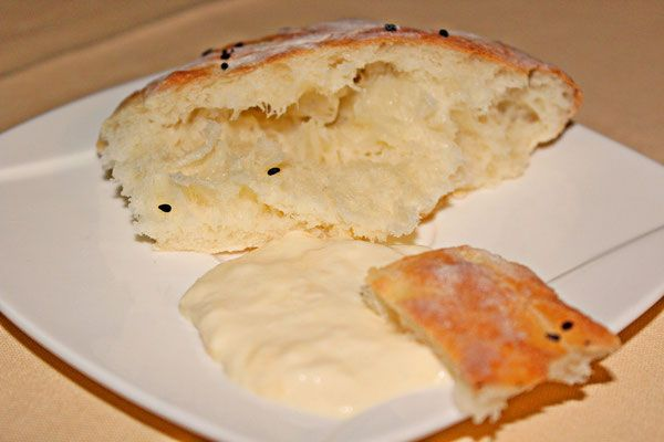 "Bosnisches Fladenbrot ""Lepinje"", leicht, luftig, lecker/ Bosanske Lepinje - Somuni, jednostavne, mekane, ukusne - Hanuma Kocht! - Der zweisprachige Foodblog"