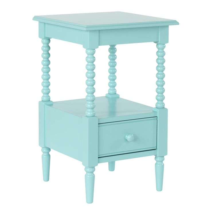 Jenny Lind Nightstand (White) | The Land of Nod