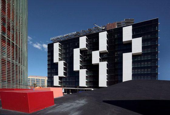 Hotel Diagonal Barcelona by Capella Garcia Arquitectura (ES)