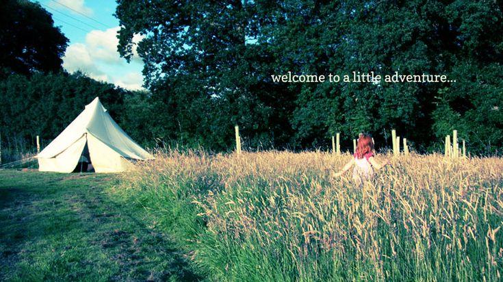 The Secret Campsite #campsites