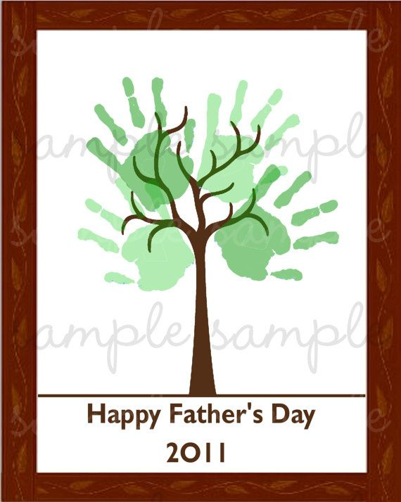 Family Tree Craft Ideas For Preschoolers Family Tree Handprint Art