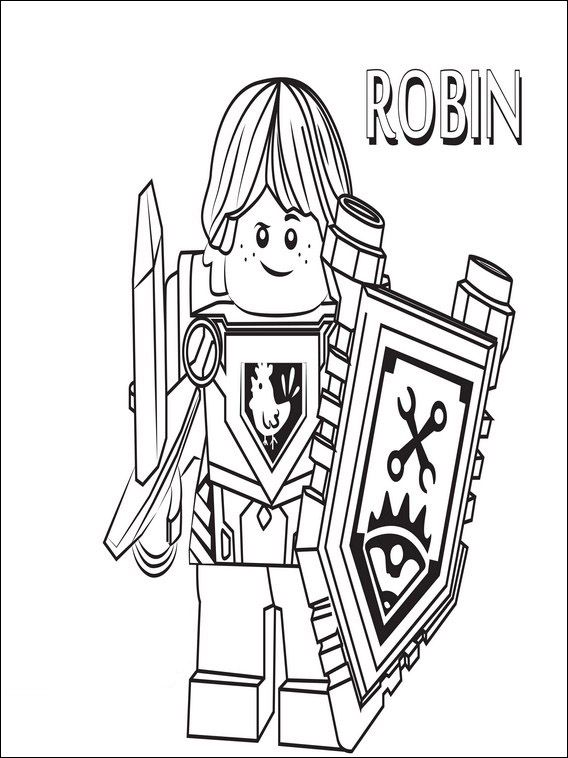 11 best nexo knights images on pinterest  coloring books