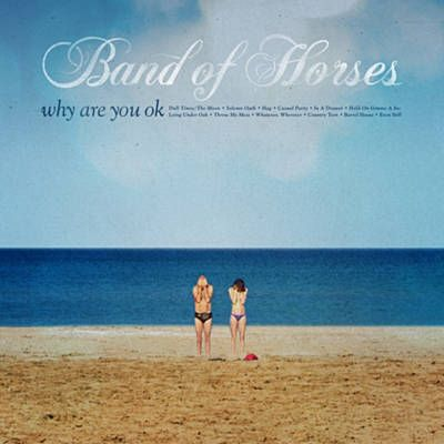 I just used Shazam to discover Casual Party by Band Of Horses. http://shz.am/t310651349