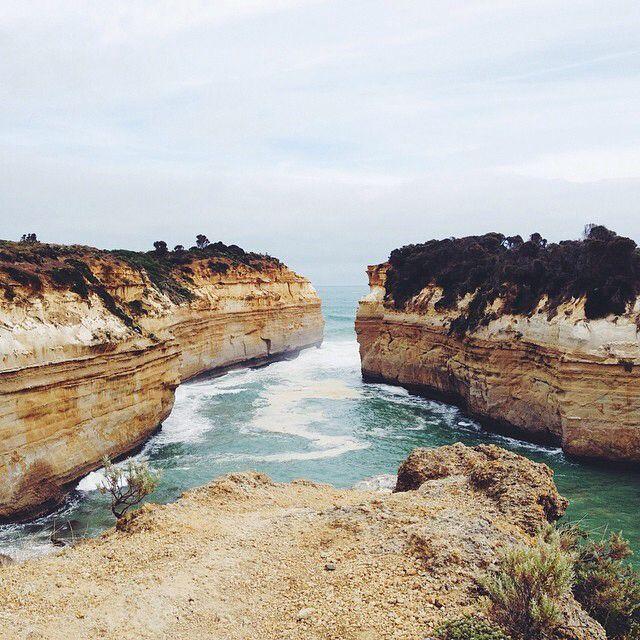 Great Ocean Road, Australia.