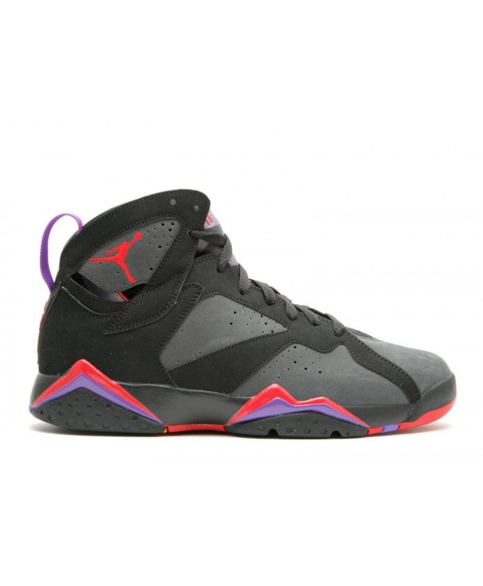 best sneakers 86376 70ef8 Air Jordan 7 Retro Defining Moments Black Dark Charcoal True Red 304775 043