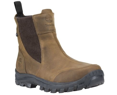 Masculina Earthkeepers® Chillberg Pull-On botas impermeáveis ​​- Timberland