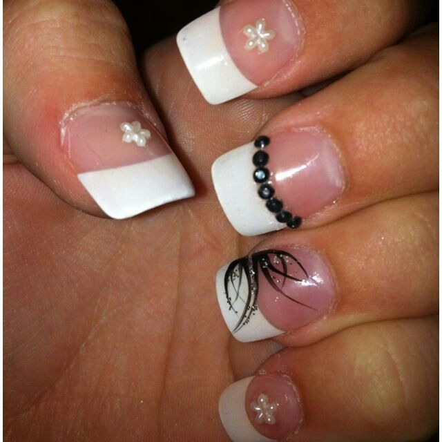 2014 Nail Art Ideas For Prom: 42 Best Prom Ideas Images On Pinterest