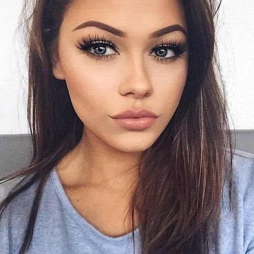 best 25 makeup ideas on pinterest perfect makeup makeup looks and eye makeup. Black Bedroom Furniture Sets. Home Design Ideas