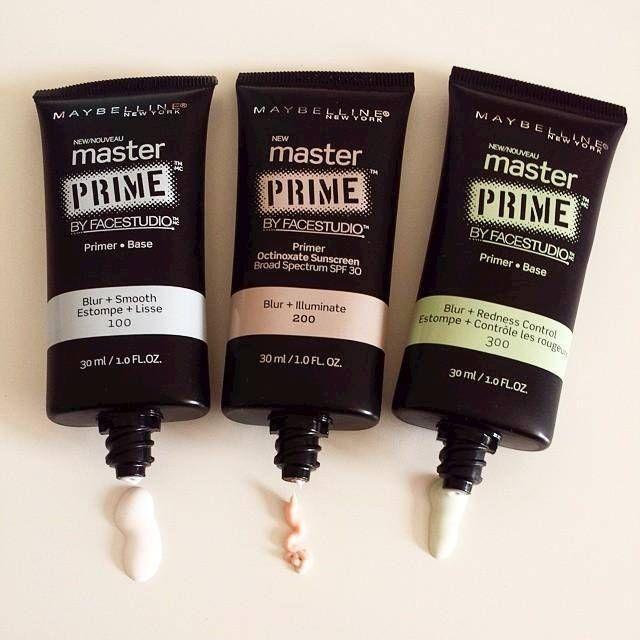 Mabeline Master prime primer