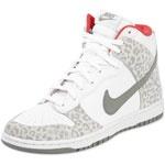 Nike Dunk High Skinny W schoenen luipaard wit