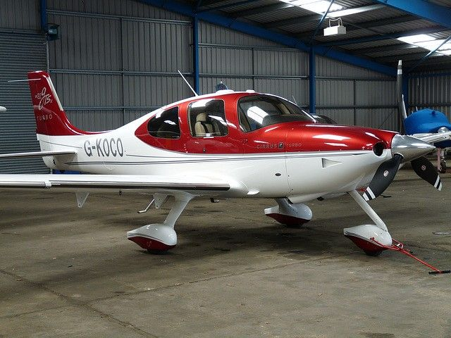 For Sale: 2009 Cirrus SR22 G3 Turbo X Edition GTS