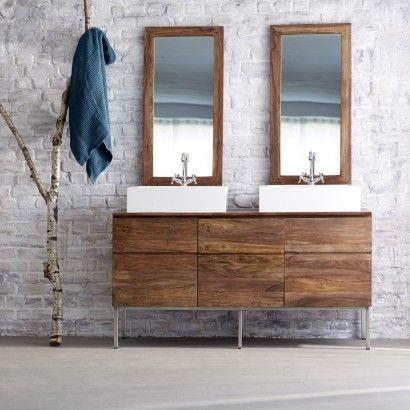 8 best salle d\u0027eau images on Pinterest Bathroom, Half bathrooms