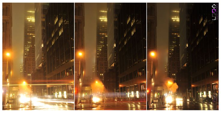LDDA design & architecture (laurence de groote) - The streets of New-York - Triptych 02