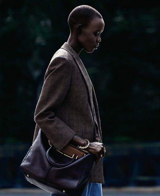 Grace Bol, Julia Noni, T Magazine, Black Fashion Models, Sudanese Fashion Models, African Fashion Models
