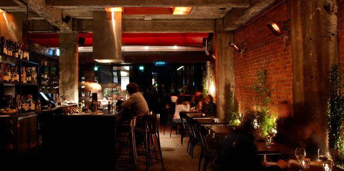 Ancestral, Bar & Restaurant:  31-33 Courtenay Place, Wellington, NZ -  most reasonably priced shot of Gunpowder Rum in town