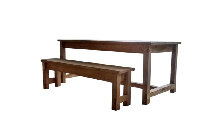 Redectory dining table: www.pinefarmhousetable.co.uk