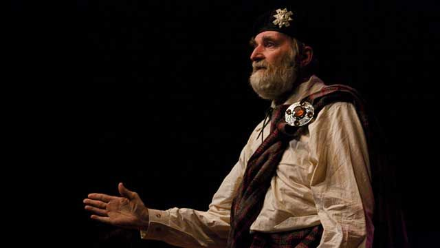 Scottish International Storytelling Festival takes place from 0ctober 24th - November 2nd 2014