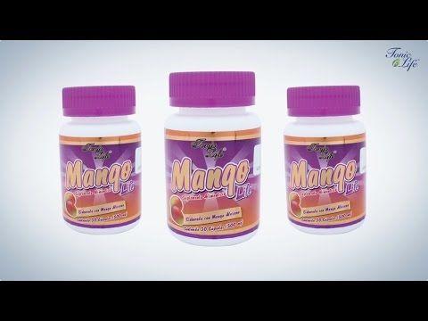 Mango Life, pastillas naturales para perder peso de Tonic Life