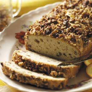 Special Banana Nut Bread - I made this tonight!  This recipe is amazing - the cream cheese is a perfect addition.