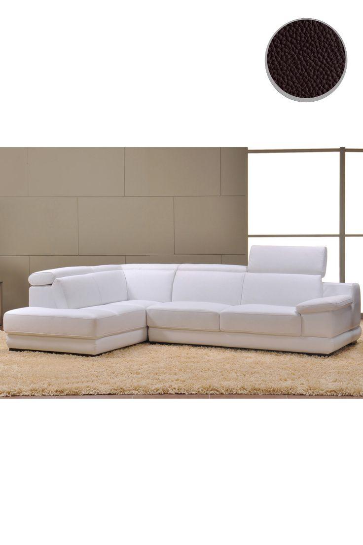 Las 25 mejores ideas sobre sof de esquina en pinterest - Mejores sofas de piel ...