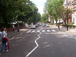 Abbey Road  Location St. John's Wood, London, England, UK  South end Quex Road, Kilburn  East end Grove End Road, St. John's Wood