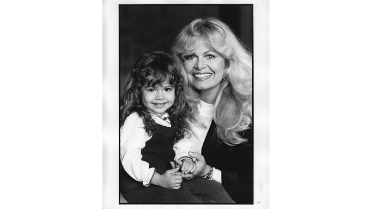 Sally Struthers and daughter Samantha Rader