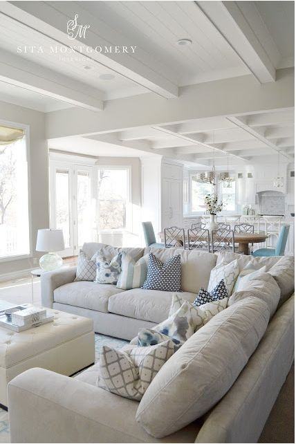 Best Of The Week 9 Instagrammable Living Rooms: Best 25+ Beige Couch Decor Ideas Only On Pinterest