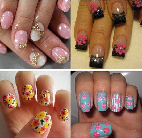7 Beste Afbeeldingen Van Spring Nail Designs