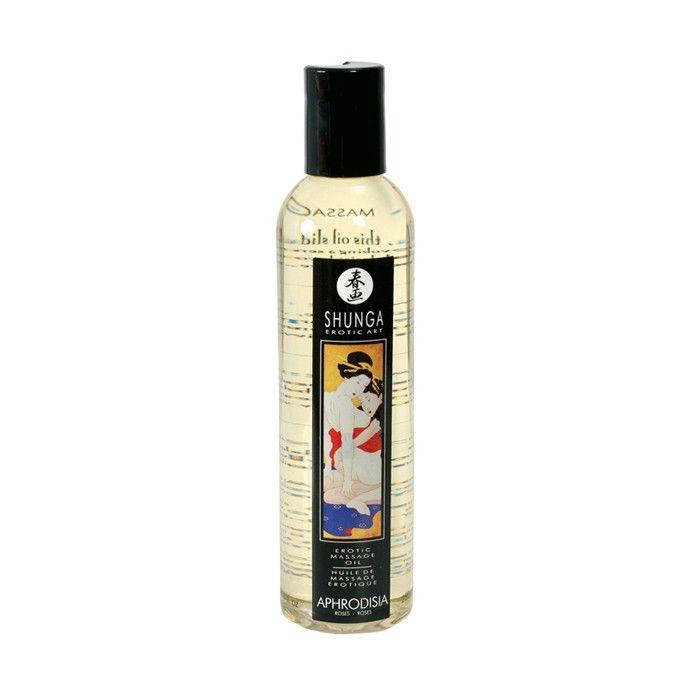 Shunga sin erotiske og sensuelle massasjeolje kommer i hele 9 ulike dufter. http://www.esensual.no/massage-oil-shunga/
