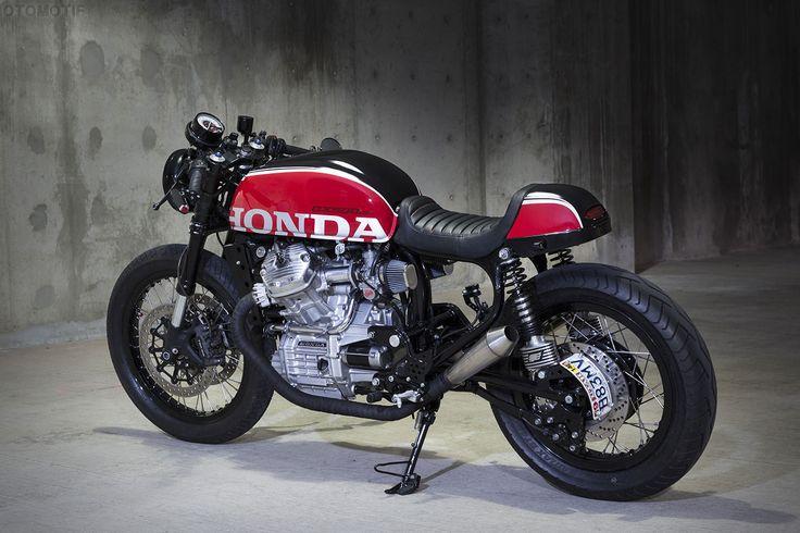 Honda CX500 Cafe Racer de 1980. Todos los detalles se han cuidado al milímetro y se ha conseguido una moto con una personalidad única.