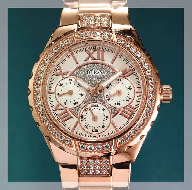 Guess watch for Her - available at selected Sterns stores