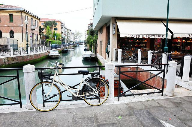 Self-guided walk and walking tour in Venice: Lido Island Tour, Venice, Italy, Self-guided Walking Tour (Sightseeing)