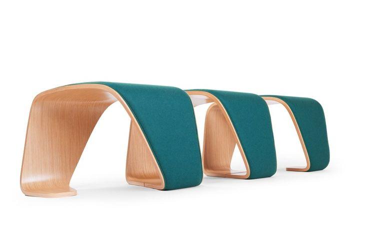 DNA | Banc rembourré by True Design