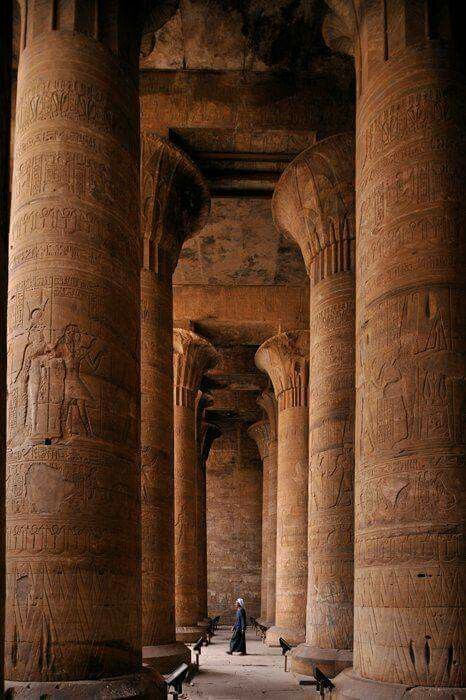 Amazing Temple of Edfu Egypt Admin: Mahmoud Yousef