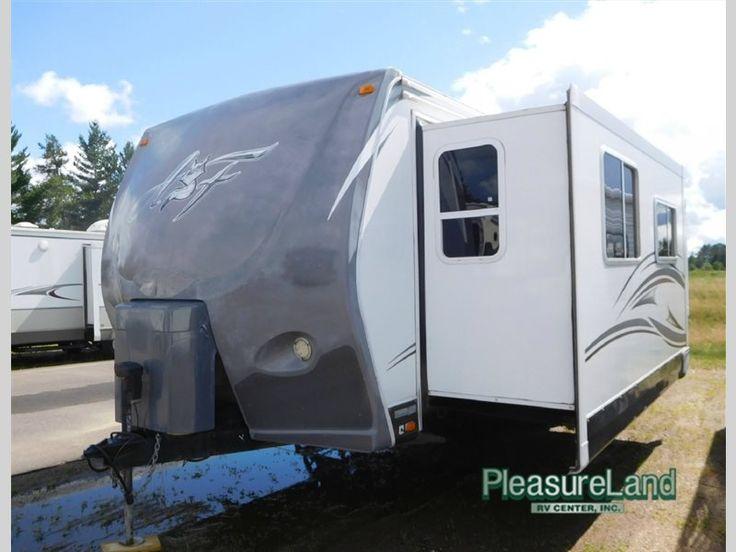 Used 2012 Northwood Arctic Fox 29L Travel Trailer at PleasureLand RV | Brainerd, MN | #817-16A