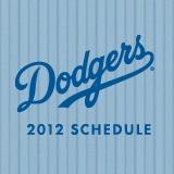 Dodgers schedule